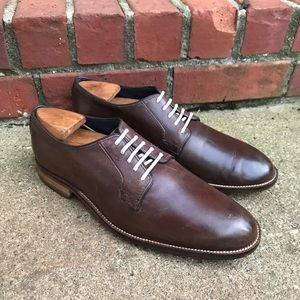 Like New Cole Haan Leather Brown Shoes Size 8 1/2